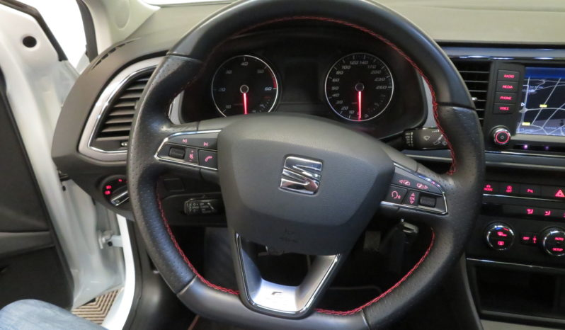 SEAT LEON FR 2.0 TDI 184CH 02/2016 50241KMS complet