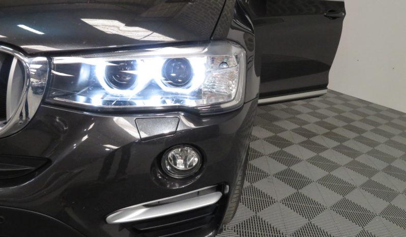 BMW X4 XDRIVE 30D 258 XLINE BVA8 05/2017 46291KMS complet